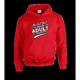 Adult Fact Unisex Hoodie