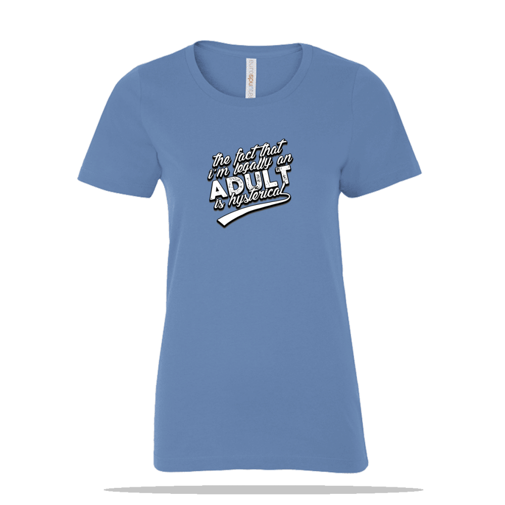 Adult Fact Ladies Tee