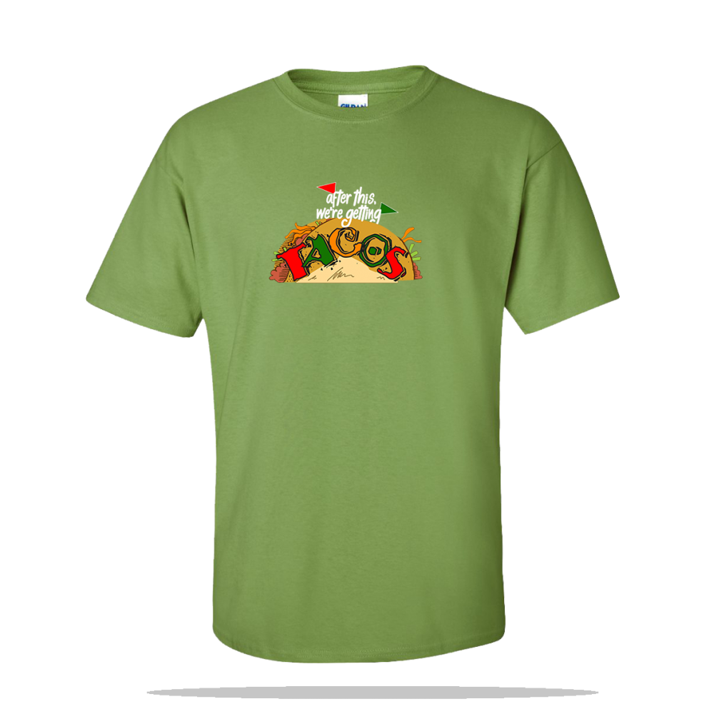 After This Tacos Unisex Tee