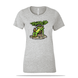 Chillin Lizard Ladies Tee