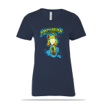 Pogo Frog Ladies Tee