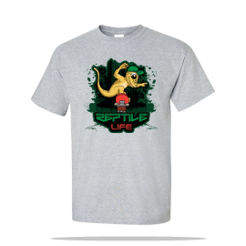 Skate Gecko Unisex Tee
