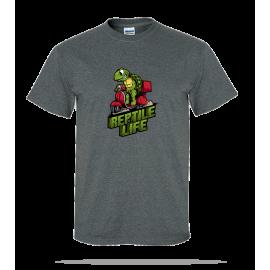 Scooter Turtle Unisex Tee