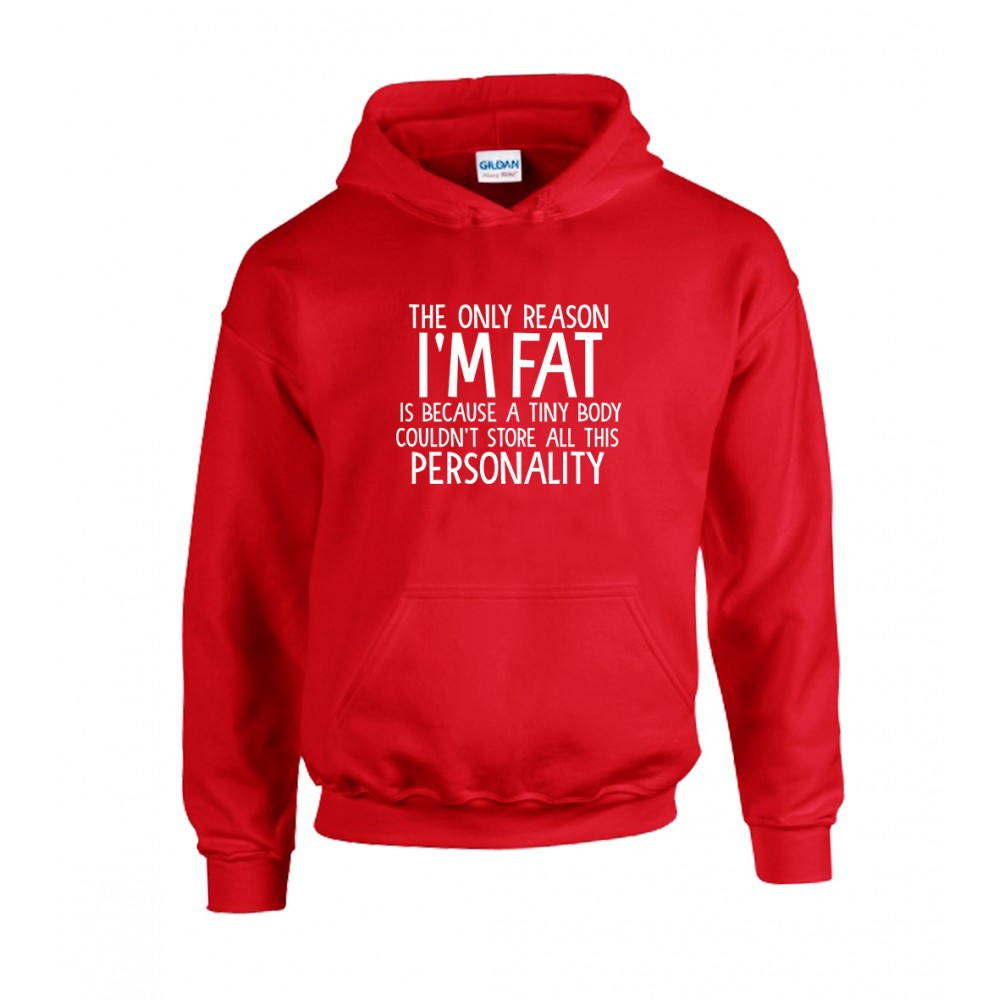 All This Personality Unisex Hoodie