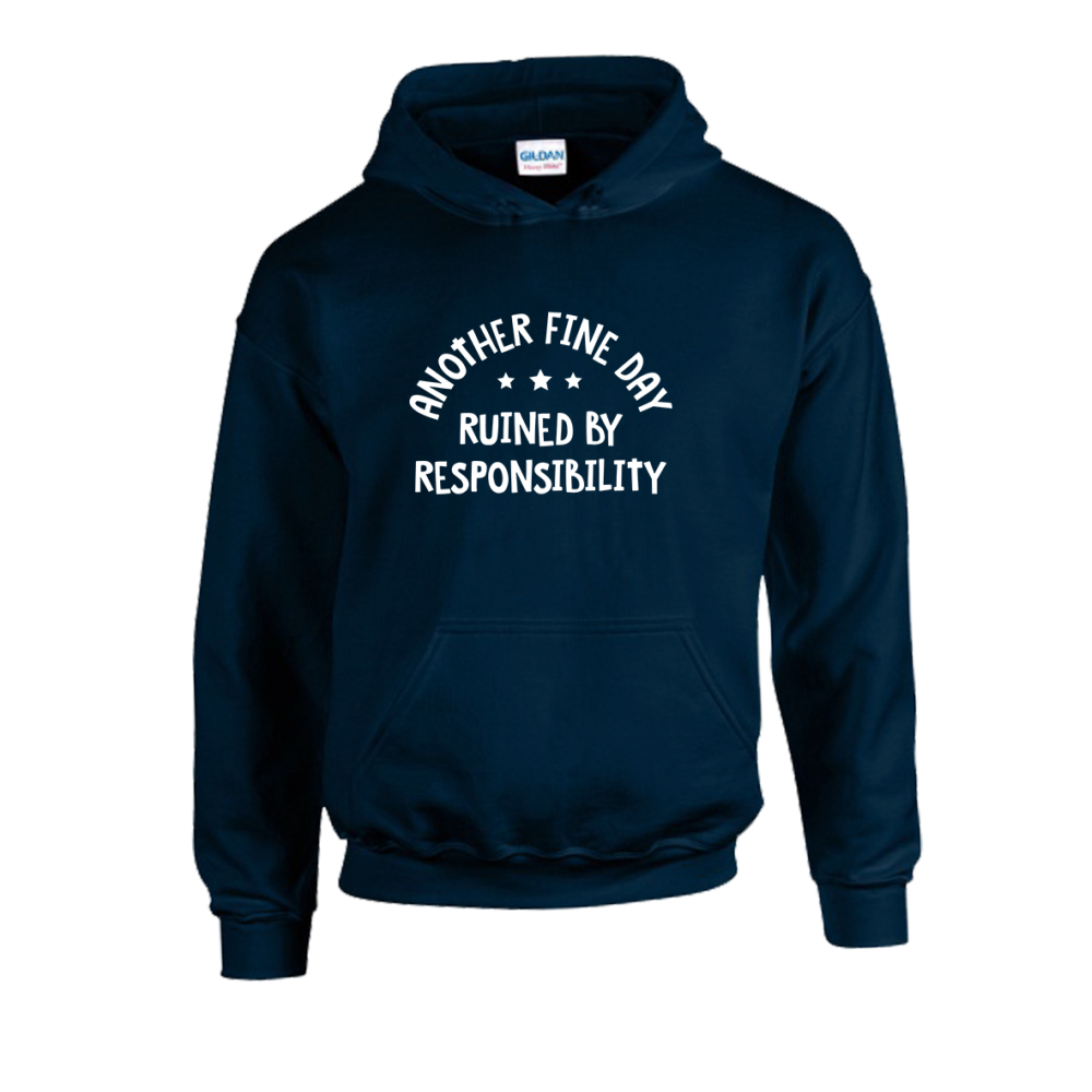 Another Fine Day Unisex Hoodie