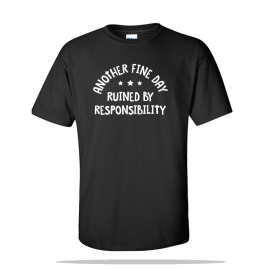 Another Fine Day Unisex Tee