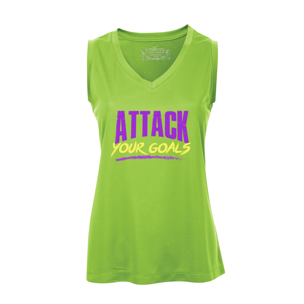Attack Ladies Sleeveless Top