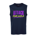 Attack Unisex Sleeveless Top