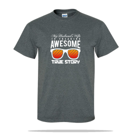 Awesome Wife Unisex Tee