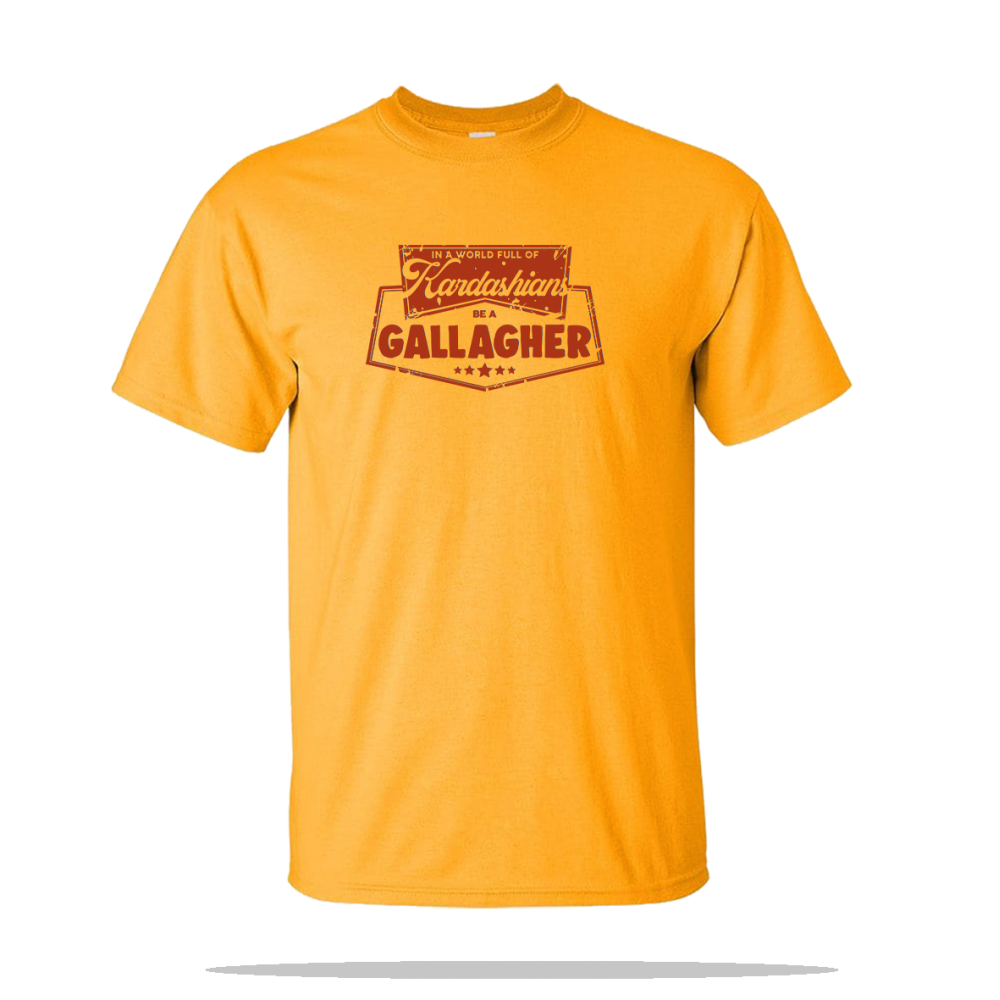Be A Gallagher Unisex Tee