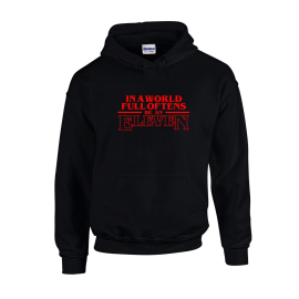 Be An Eleven Unisex Hoodie