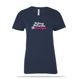 Be Beautiful Ladies Tee