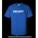 Be Happy Unisex Tee