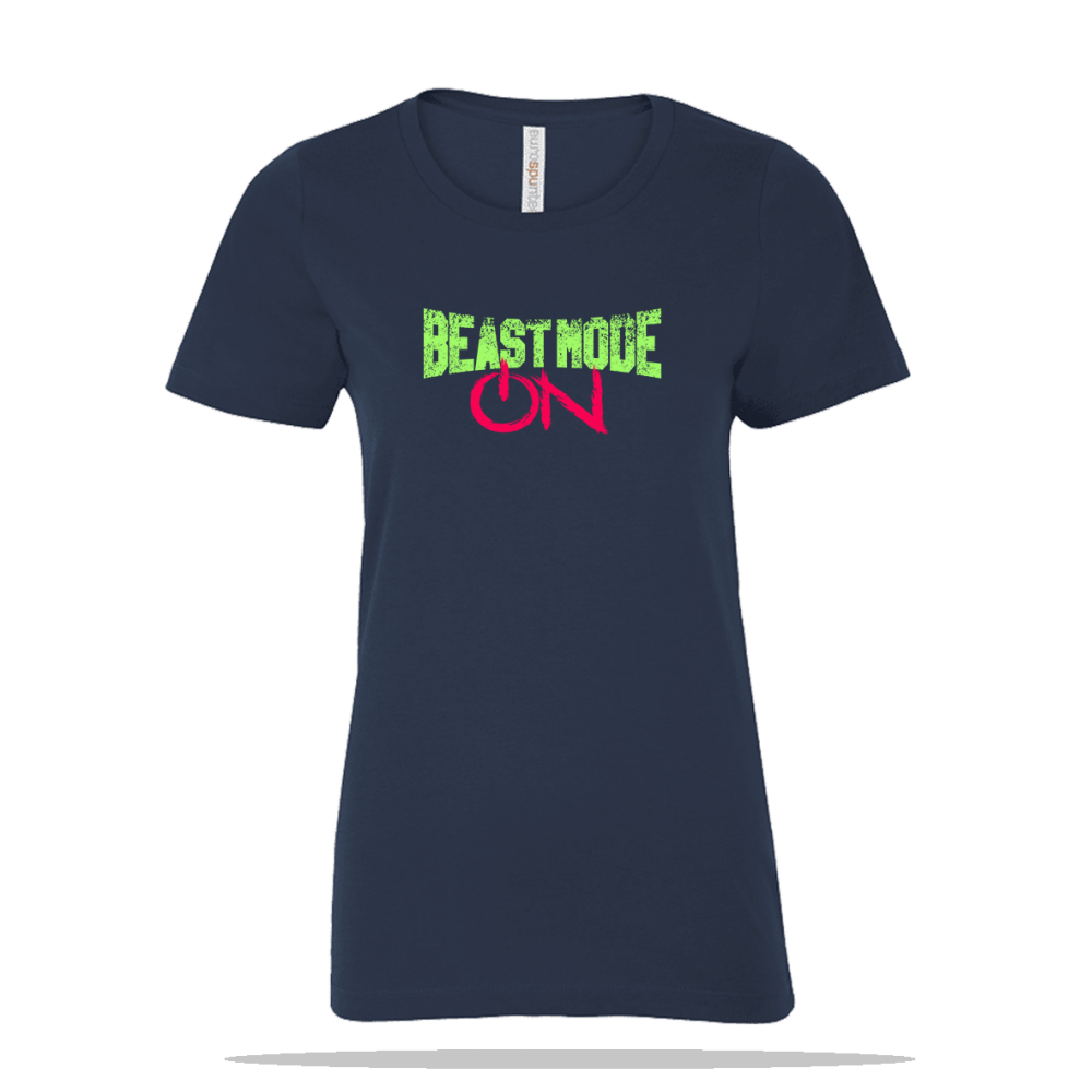 Beast Mode Ladies Tee