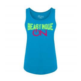 Beast Mode Ladies Tank Top