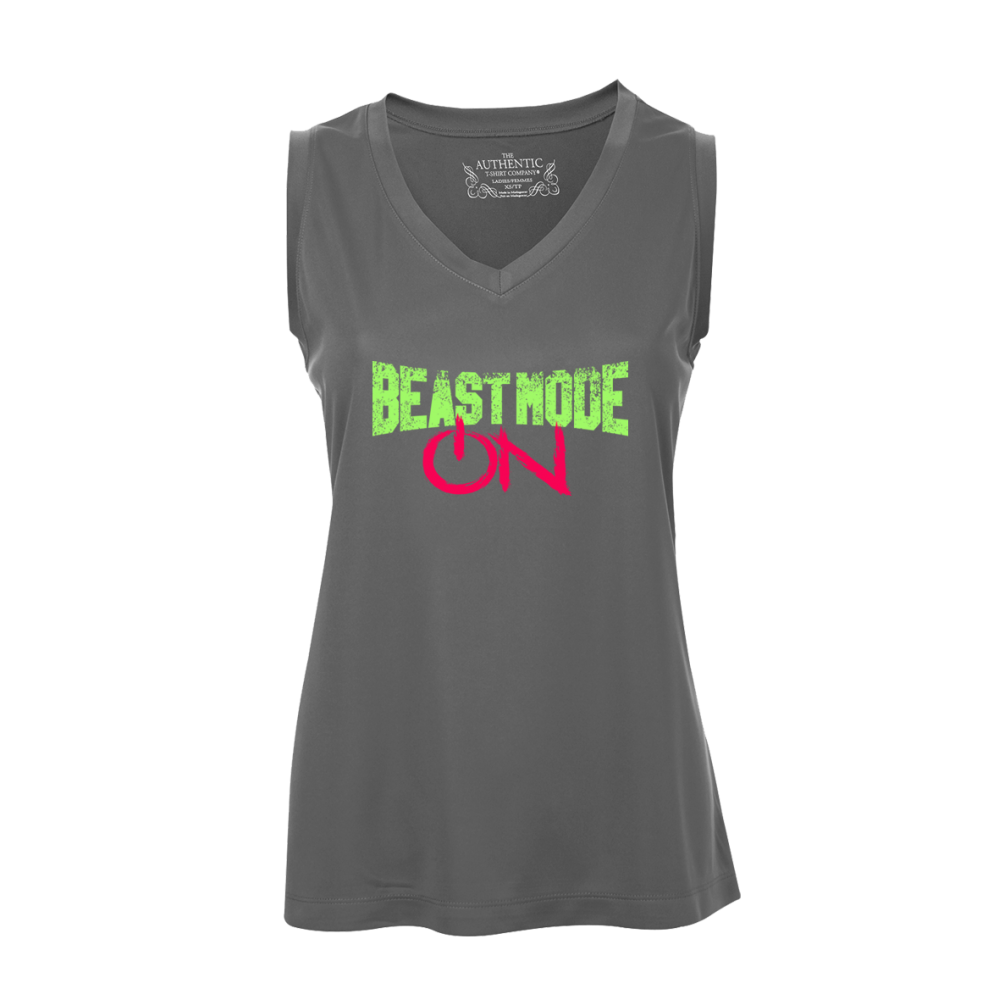 Beast Mode Ladies Sleeveless Top