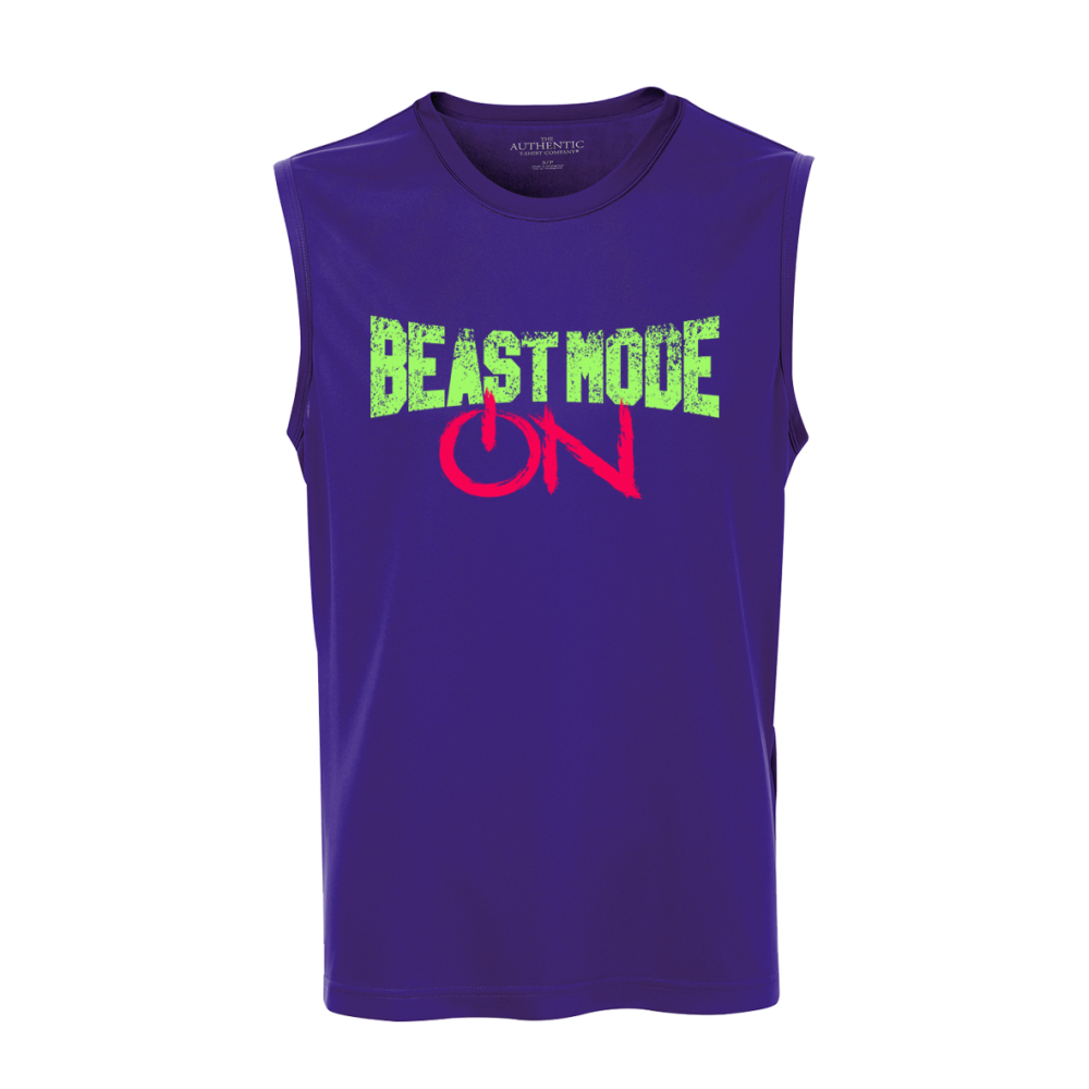 Beast Mode Unisex Sleeveless Top