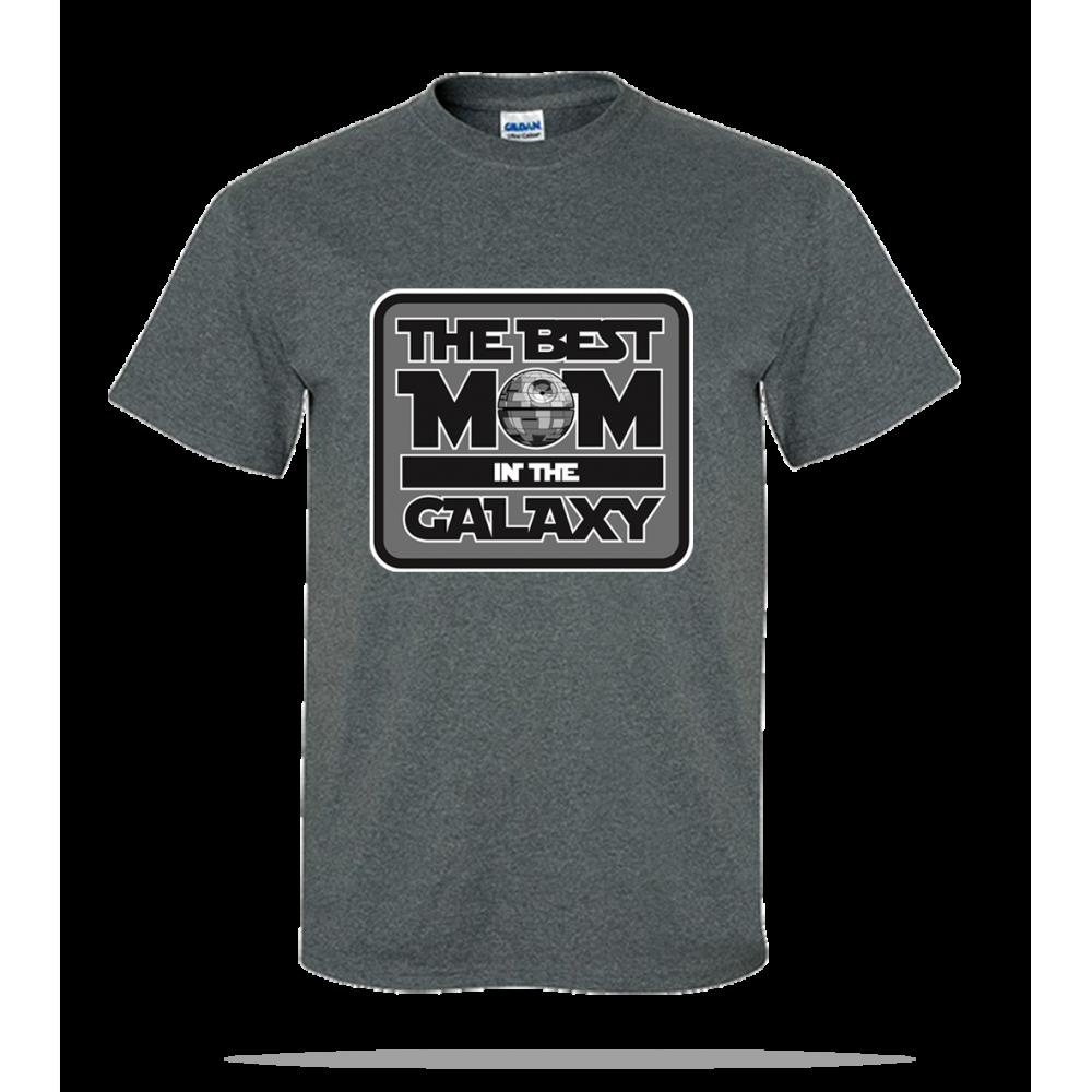 Best Mom Galaxy Unisex Tee