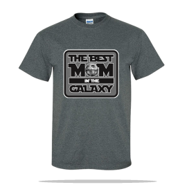 Best Mom Galaxy Unisex Tee