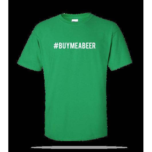Buy Me Beer Unisex Tee