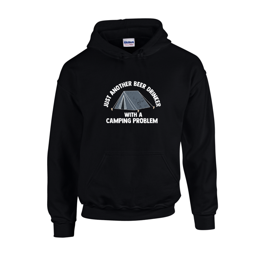 Camping Problem Unisex Hoodie