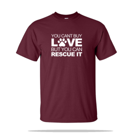 Cant Buy Love Unisex Tee