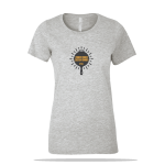PUBG Chicken Dinner Ladies Tee