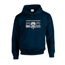 Choose Your Weapon Unisex Hoodie