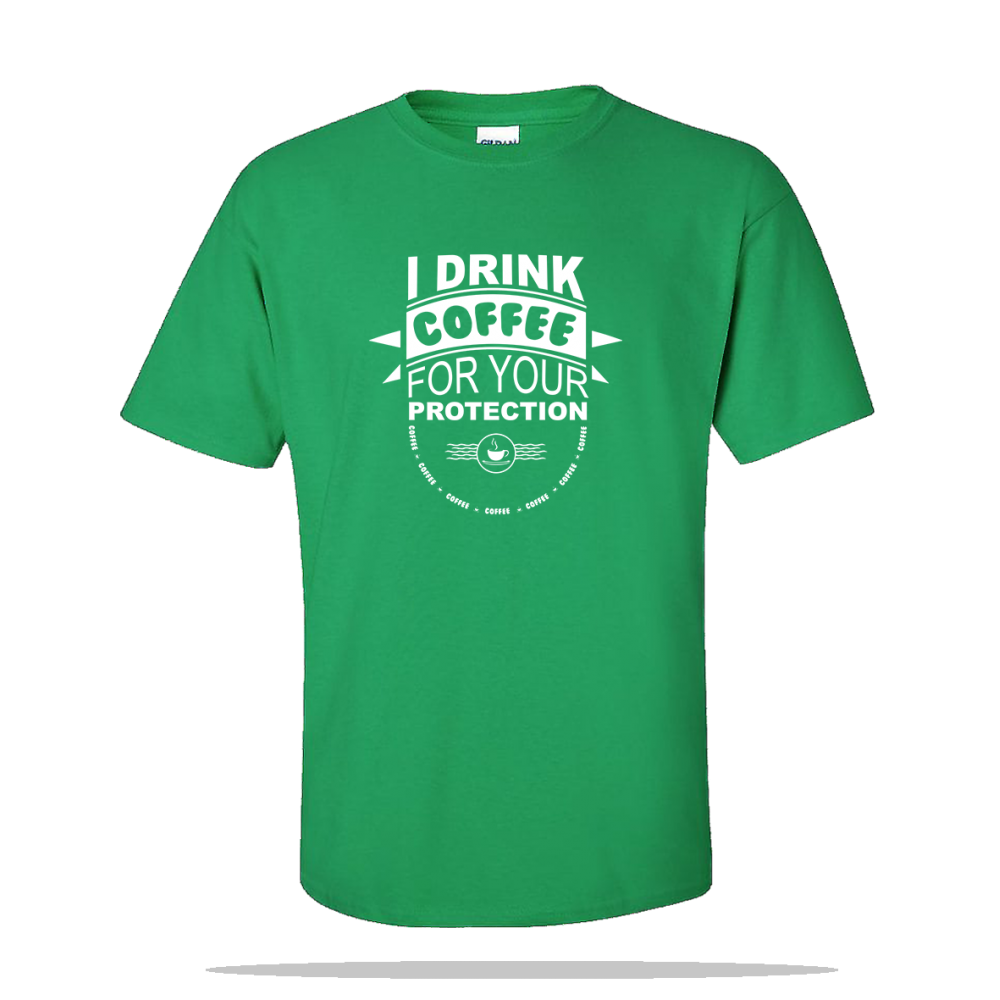 Coffee For Protection Unisex Tee