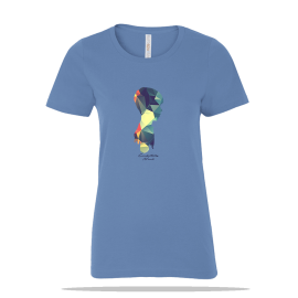 Comfortably Numb Ladies Tee