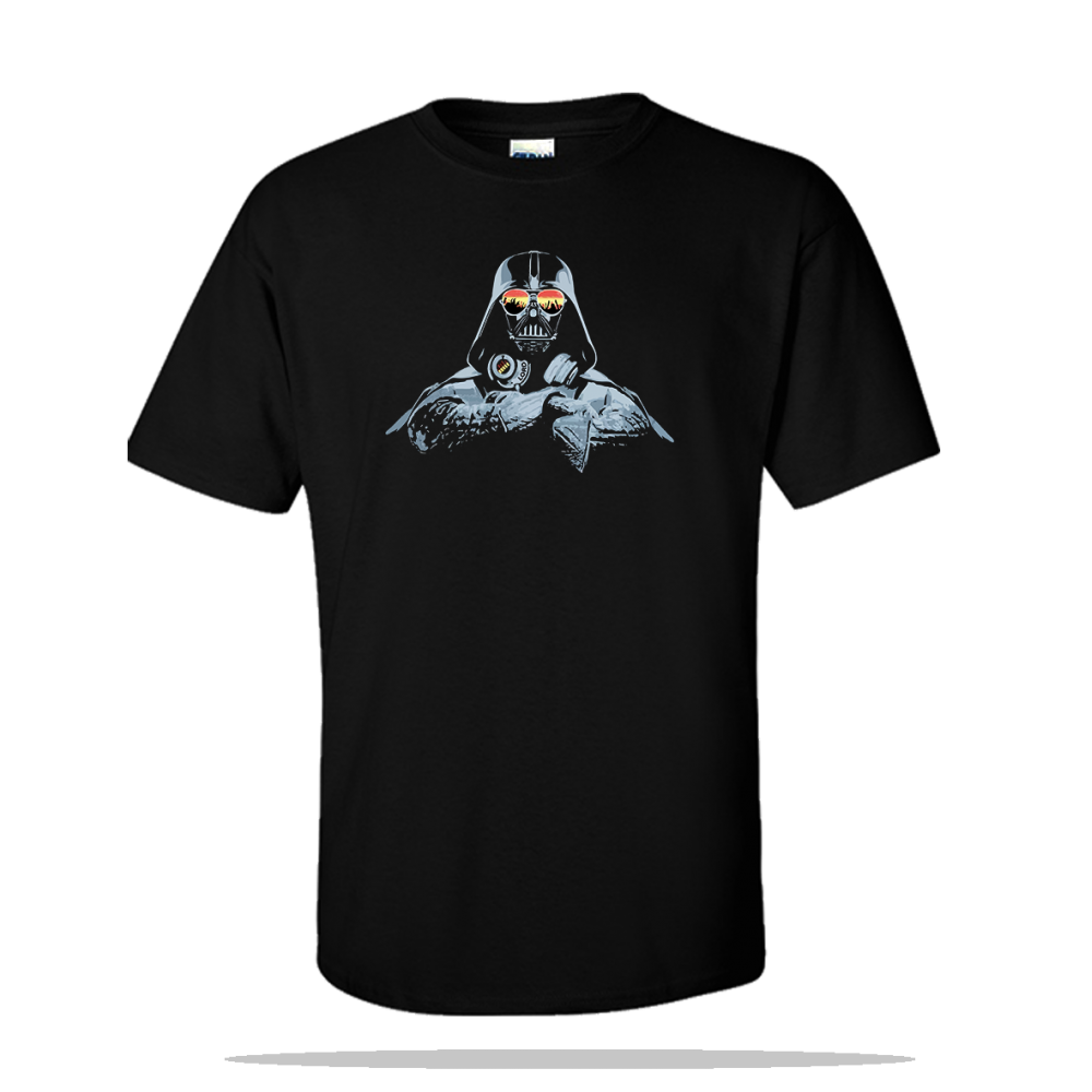 DJ Darth Unisex Tee