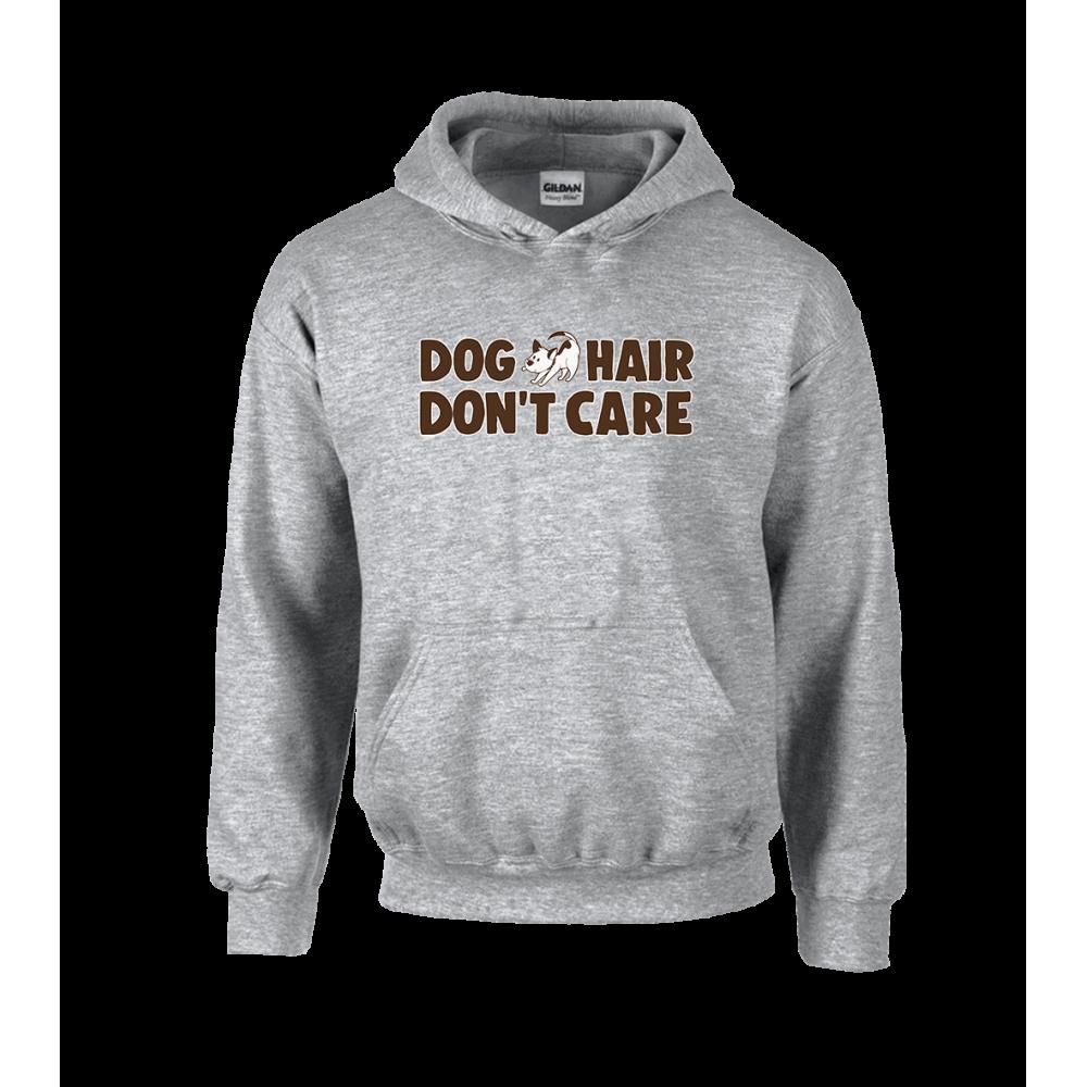 Dog Hair Unisex Hoodie