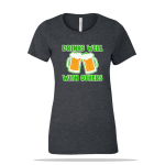 Drinks Well With Others Ladies Tee