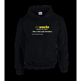 Druncle Unisex Hoodie