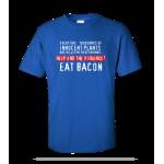 Eat Bacon Unisex Tee