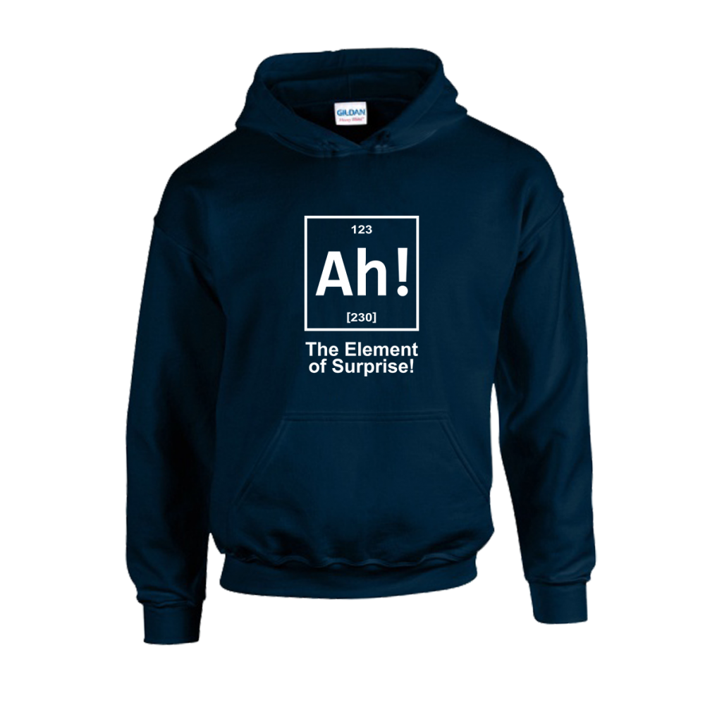 Element Of Surprise Hoodie