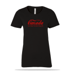 Enjoy Canada Ladies Tee