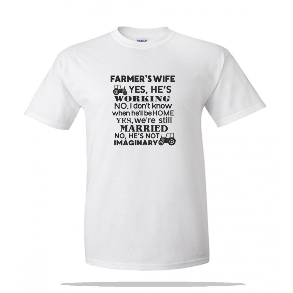 Farmers Wife Unisex Tee