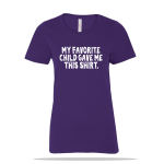Favorite Child Ladies Tee