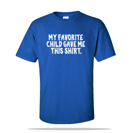 Favorite Child Unisex Tee