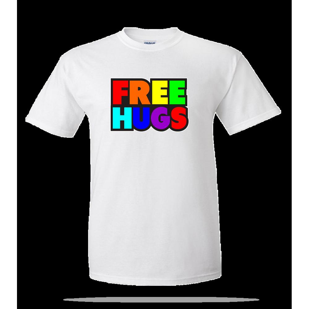Free Hugs Unisex Tee