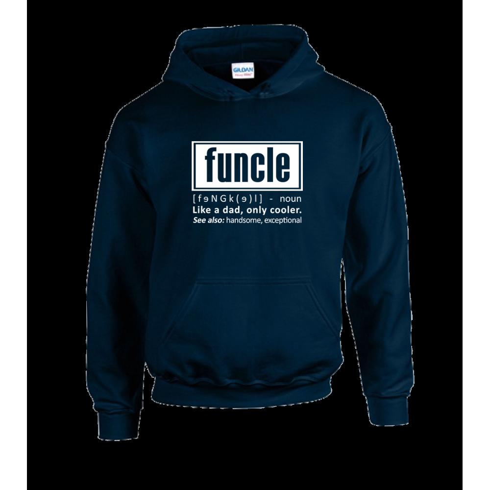 Funcle Unisex Hoodie