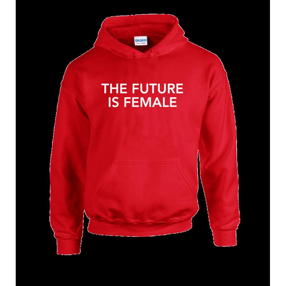 Future Is Female Unisex Hoodie