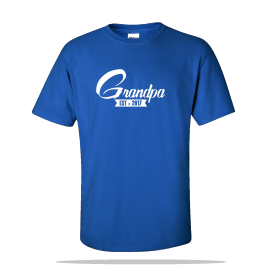 Grandpa Est Unisex Tee