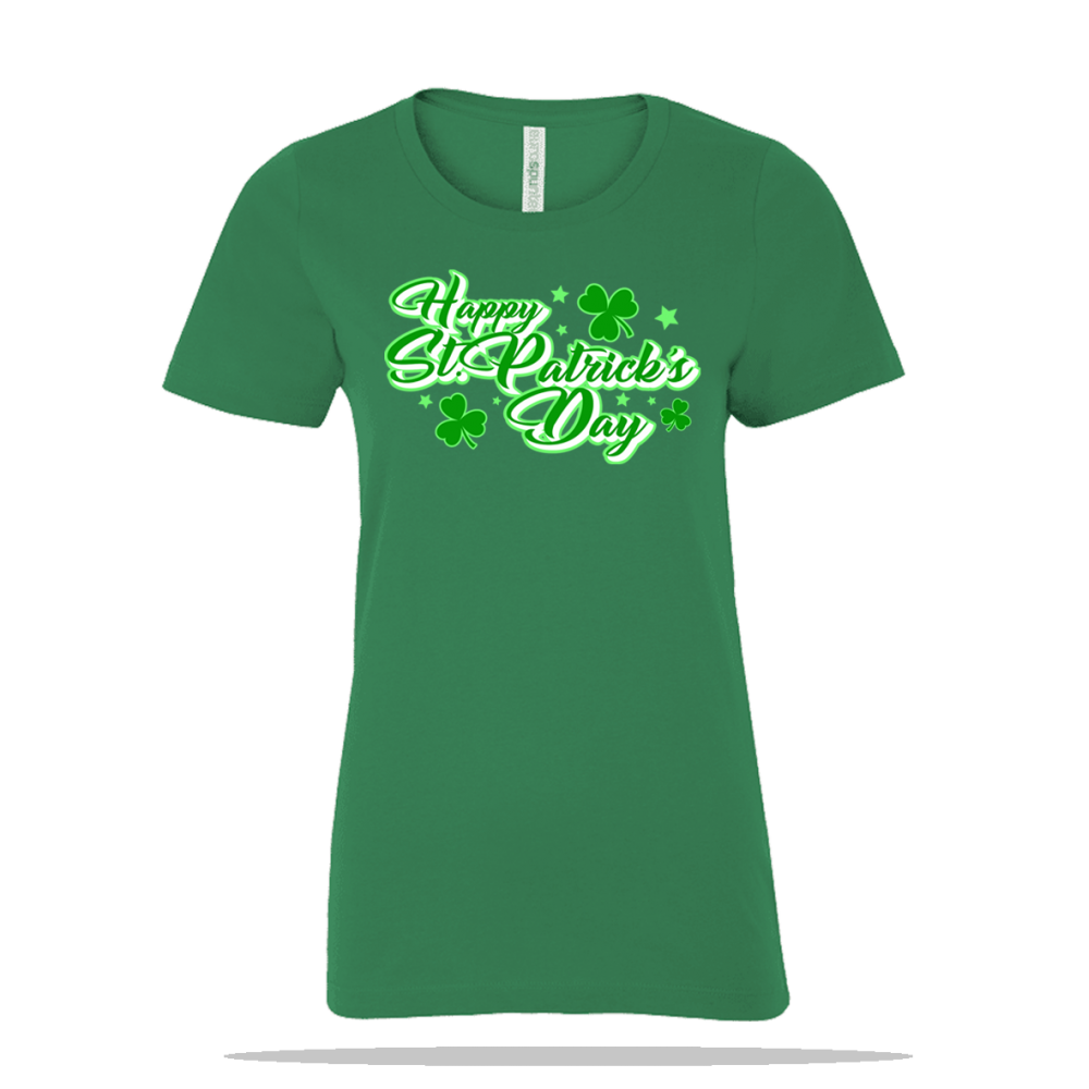 St Patricks Day Ladies Tee
