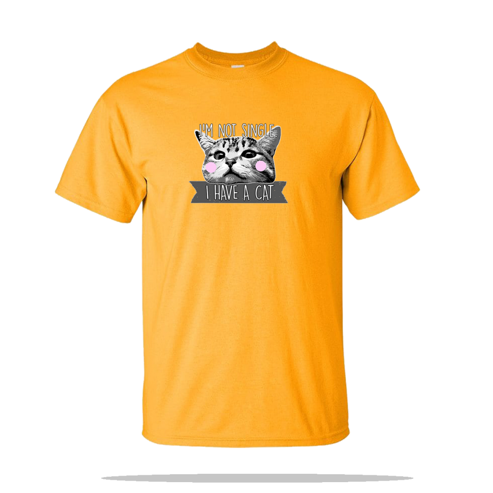 Have A Cat Unisex Tee