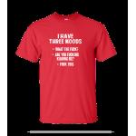 Have Three Moods Unisex Tee