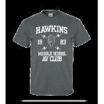 Hawkins AV Club Unisex Tee