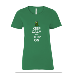Herp On Ladies Tee