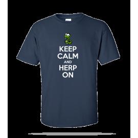 Herp On Unisex Tee